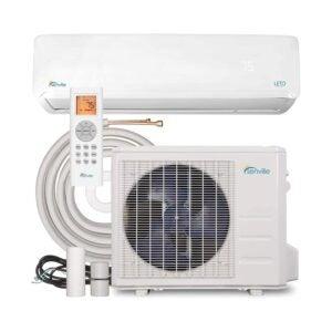 The Best Heat Pump Option: Senville LETO Series Air Conditioner Heat Pump