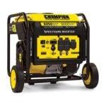 The Best Home Generator Options: Champion Power Equipment 100519 6250-Watt Open Frame