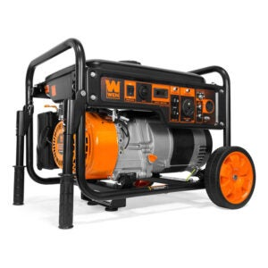 The Best Home Generator Options: WEN GN6000 6000-Watt RV-Ready Portable Generator