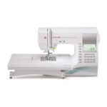 The Best Industrial Sewing Machine Option: SINGER Quantum Stylist 9960 Computerized Portable