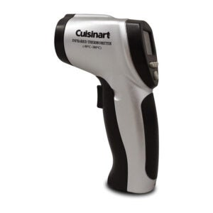 The Best Infrared Thermometer Options: Cuisinart CSG-625 Infrared Surface Thermometer