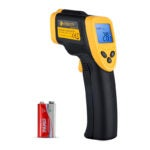 The Best Infrared Thermometer Options: Etekcity Infrared Thermometer 774 Temperature Gun