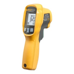 The Best Infrared Thermometer Options: Fluke 62 Max+ Infrared Thermometer
