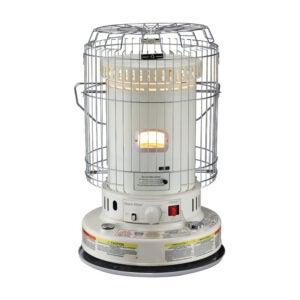 The Best Kerosene Heater Options: Dura Heat 23,800 BTU Indoor Kerosene Heater