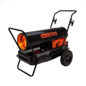 最好的煤油加热器选项:DYNA-GLO PRO 135K BTU强制空气煤油加热器