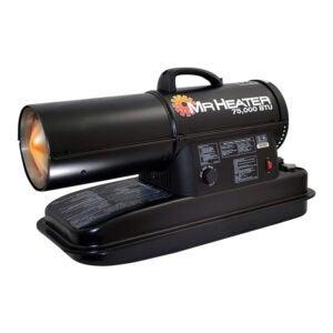 The Best Kerosene Heater Options: Mr. Heater MH75KTR kerosene heater