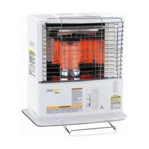 最好的煤油加热器选项:Sengoku Hearmate 10,000-Btu室内室外煤油