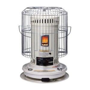 最好的煤油加热器选项:Sengoku Keroheat 23,500-Btu室内煤油