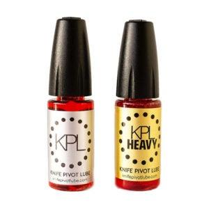 The Best Knife Oil Options: KPL Knife Pivot Lube Combo Pack (Original & Heavy)