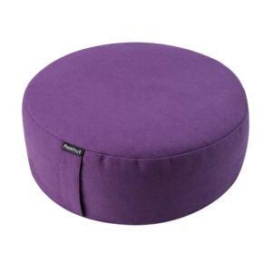 最佳冥想坐垫选择:选择REEHUT Zafu瑜伽冥想坐垫,圆形冥想