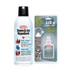 The Best Non Stick Spray for Snow Blowers Options: DuPont Teflon Snow and Ice Repellant