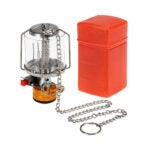 The Best Propane Lantern Option: Lixada Camping Gas Stove with Ignition Split Burner