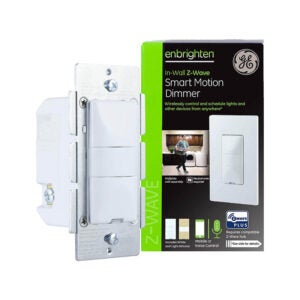 The Best Smart Switch Option: GE 26933 Z-Wave Plus Motion-Sensing Dimmer