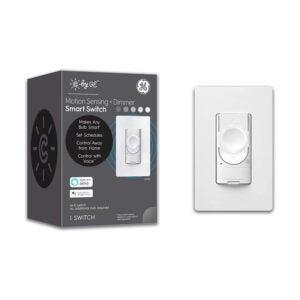 The Best Smart Switch Option: GE Lighting 48733 Motion Sensing Smart Switch Dimmer
