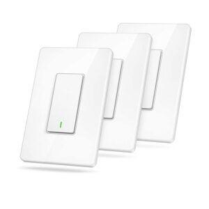 The Best Smart Switch Options: GRDE Smart Light Switch Alexa Google Assistant