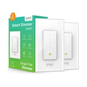 The Best Smart Switch Options: Gosund Smart Dimmer Switch Alexa Google Home