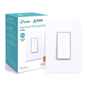 The Best Smart Switch Options: Kasa Smart 3 Way Light Switch Alexa Google Home