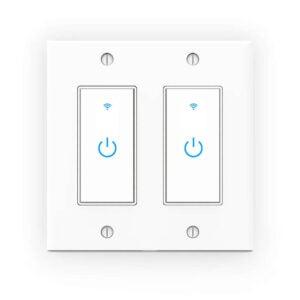 The Best Smart Switch Option: Lesim WiFi Smart Switch Alexa Google Assistant IFTTT