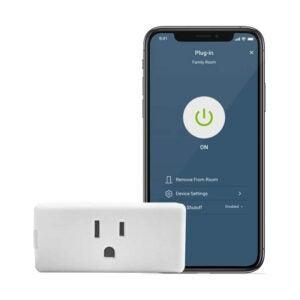 The Best Smart Switch Option: Leviton D215P-2RW Decora Smart Wi-Fi Plug-In Switch