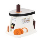 The Best Spindle Sander Options: Shop Fox HP Single Phase Oscillating Spindle