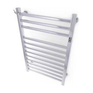 The Best Towel Bar Option: Brandon Basics Wall Mounted Electric Towel Warmer