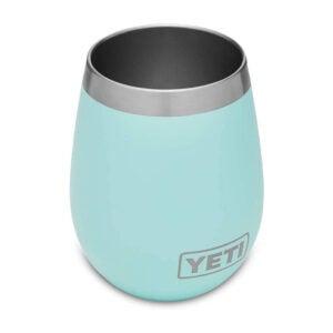 The Best Tumbler Option: YETI Rambler 10 oz Wine Tumbler, Vacuum Insulated