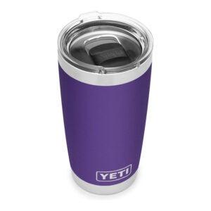 The Best Tumbler Option: YETI Rambler 20 oz Tumbler, Stainless Steel