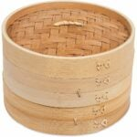 The Best Bamboo Steamer Options: BirdRock Home 8 Inch Bamboo Steamer