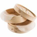 The Best Bamboo Steamer Options: REISHUNGER Bamboo Steamer Handmade Basket