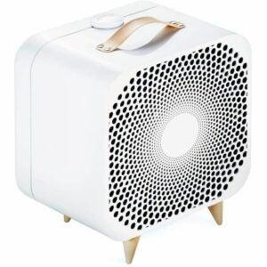 The Best Bedroom Fan Option: Blueair Pure Purifying Fan
