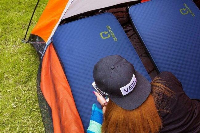 The Best Camping Air Mattress Option