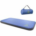 The Best Camping Air Mattress Options: QOMOTOP Ultra Thick Self-Inflating Camping Mattress