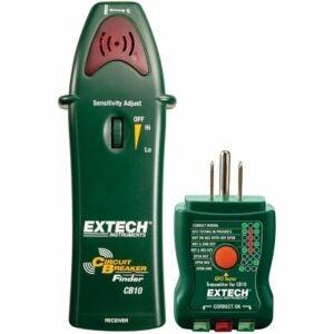 最佳断路器Finder选项:EXTECH  -  1218G94EA CB10断路器Finder