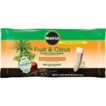 The Best Citrus Fertilizer Options: Miracle-Gro Fruit & Citrus Plant Food Spikes, 12
