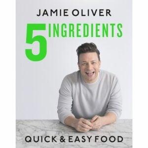 最佳烹饪书籍选择:5种食材:快速和简单的食物