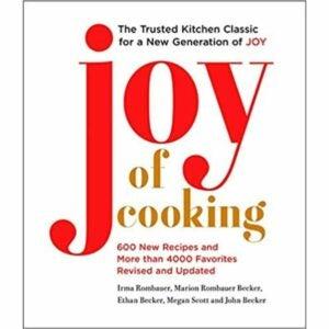 最佳烹饪书籍选择:烹饪的乐趣