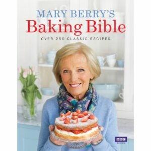 最好的厨师书籍选择:Mary Berry的烘焙圣经:超过250个经典食谱