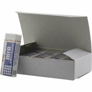 The Best Eraser Options: Pentel Hi-Polymer Block Eraser, Large, Pack of 10