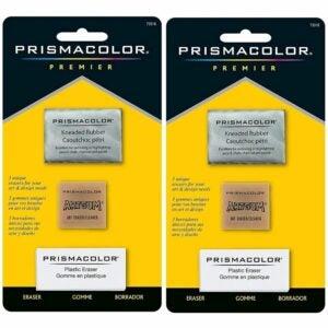 The Best Eraser Options: Sanford 2-PACK - Prismacolor Premier Eraser Set