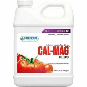 The Best Fertilizer For Peppers Options: Botanicare HGC732110 Cal-Mag Plus, A Calcium