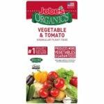 The Best Fertilizer For Peppers Options: Jobe's Organics 9026 Fertilizer, 4 lb
