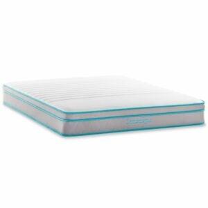 最佳全尺寸床垫选择:Linenspa必需品总是凉爽的混合床垫