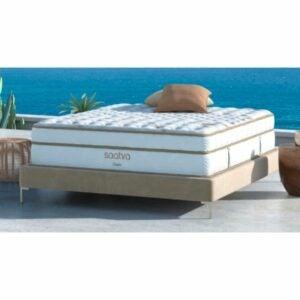 最好的全尺寸床垫选择:Saatva Classic Luxury Culd Mattress