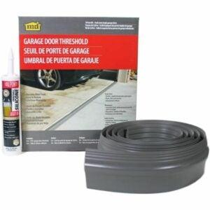 The Best Garage Door Threshold Option: M-D Building Products 50100 M-D Single Garage Door