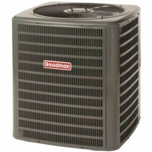 The Best Heat Pump Options: Goodman 3 Ton 14 SEER Heat Pump