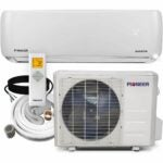 The Best Heat Pump Options: Pioneer Wall Mount Ductless Mini Split Heat Pump