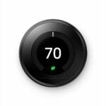The Best Home Thermostat Options: Google Nest Learning Thermostat - Programmable Smart