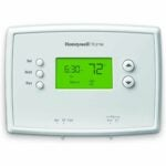 The Best Home Thermostat Options: Honeywell Home RTH2300B1038 5-2 Day Thermostat