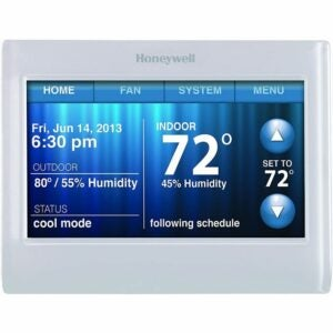 The Best Home Thermostat Options: Honeywell Wireless WiFi Thermostat Programmable