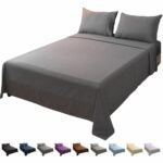 The Best Hypoallergenic Sheets Options: LBRO2M Bed Sheet Set